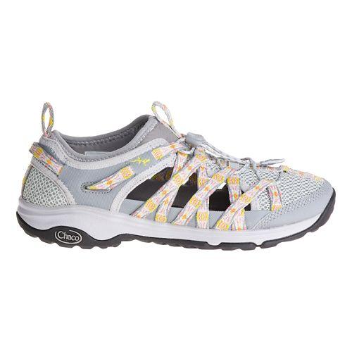 Womens Chaco Outcross EVO 1 Hiking Shoe - Slate 9
