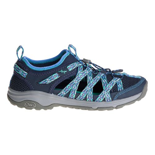 Womens Chaco Outcross EVO 1 Hiking Shoe - Eclipse 7.5