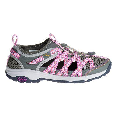 Womens Chaco Outcross EVO 1 Hiking Shoe - Violet 11