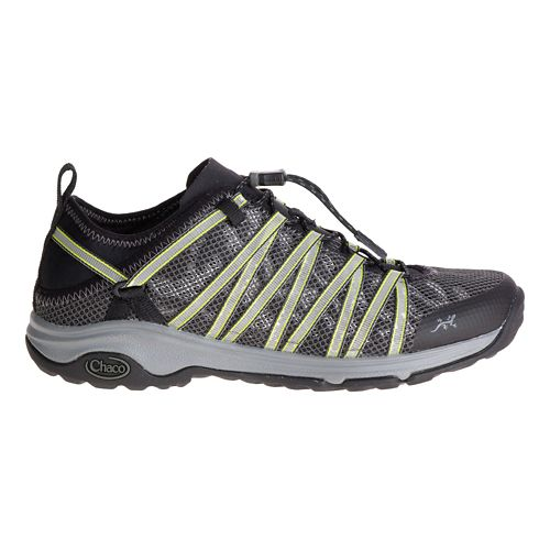 Womens Chaco Outcross EVO 1.5 Hiking Shoe - Black 8.5