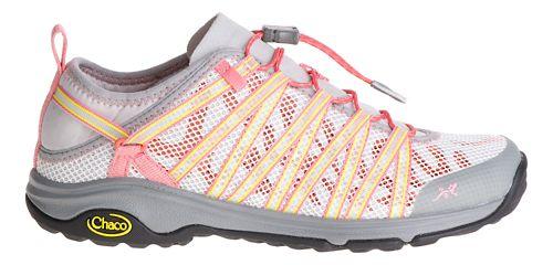 Womens Chaco Outcross EVO 1.5 Hiking Shoe - Grapefruit 9.5
