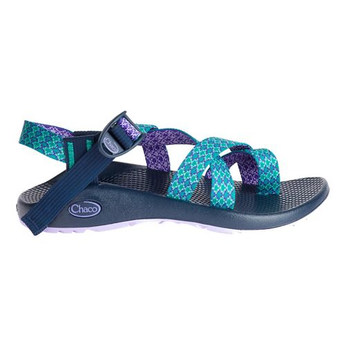 Womens Chaco Z/2 Classic Sandals Shoe - Lavender Diamond 9