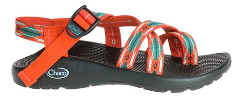 Womens Chaco Z/2 Classic Sandals Shoe - Coral Sunrise 8