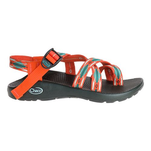 Womens Chaco Z/2 Classic Sandals Shoe - Coral Sunrise 10