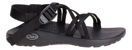 Womens Chaco ZX/1 Classic Sandals Shoe - Black 5