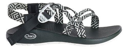 Womens Chaco ZX/1 Classic Sandals Shoe - Oragami Black 5
