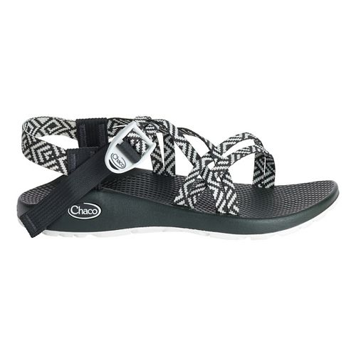 Womens Chaco ZX/1 Classic Sandals Shoe - Origami Black 10