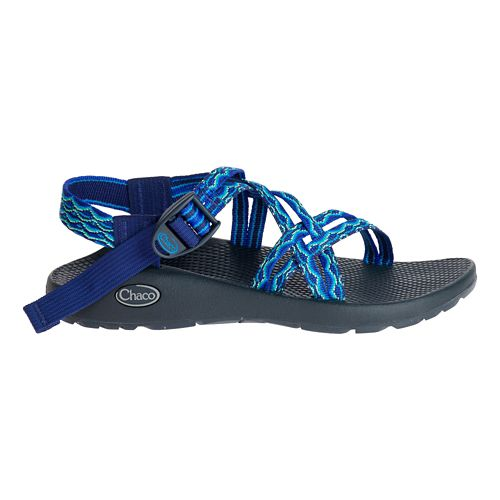 Womens Chaco ZX/1 Classic Sandals Shoe - Cobalt Swell 12