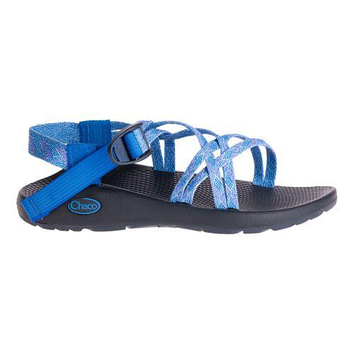 Womens Chaco ZX/1 Classic Sandals Shoe - Braid Blue 10