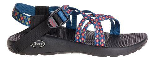 Womens Chaco ZX/1 Classic Sandals Shoe - Burst Blue 5