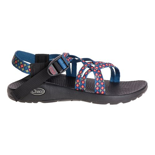 Womens Chaco ZX/1 Classic Sandals Shoe - Burst Blue 9