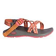 Womens Chaco ZX/1 Classic Sandals Shoe - Dart Peach 7