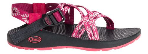 Womens Chaco ZX/1 Classic Sandals Shoe - Berry Brust 9