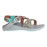 Womens Chaco ZX/1 Classic Sandals Shoe - Paloma Tangerine 5