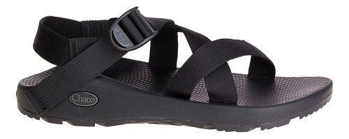 Mens Chaco Z/1 Classic Sandals Shoe - Black 9