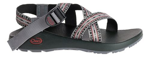 Mens Chaco Z/1 Classic Sandals Shoe - Dark Grey 9
