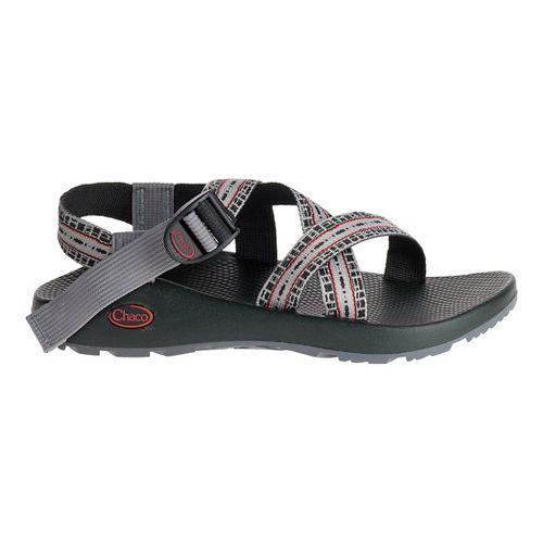Mens Chaco Z/1 Classic Sandals Shoe - Dark Grey 12