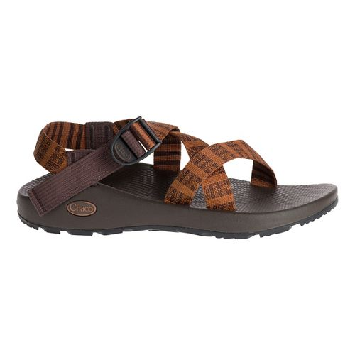 Mens Chaco Z/1 Classic Sandals Shoe - Caramel Spike 11