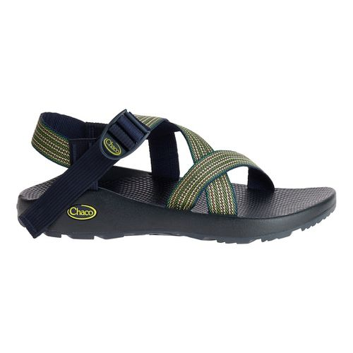 Mens Chaco Z/1 Classic Sandals Shoe - Tread Greenery 9