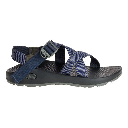 Mens Chaco Z/1 Classic Sandals Shoe - Geyser Gunmetal 15