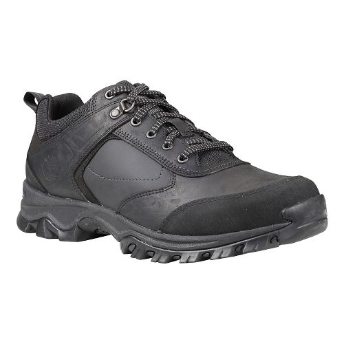 Mens Timberland Mt. Maddsen Low Hiking Shoe - Black Oiled 10.5