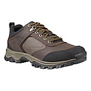 Mens Timberland Mt. Maddsen Low Hiking Shoe - Dark Brown Oiled 9.5