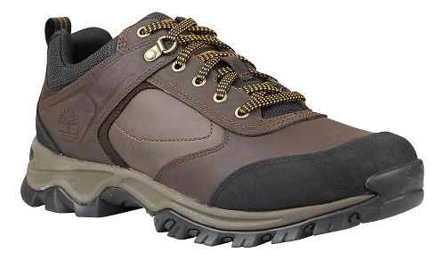 Mens Timberland Mt. Maddsen Low Hiking Shoe - Dark Brown Oiled 9.5