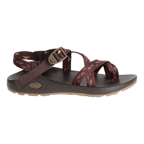 Mens Chaco Z/2 Classic Sandals Shoe - Summit Brown 14