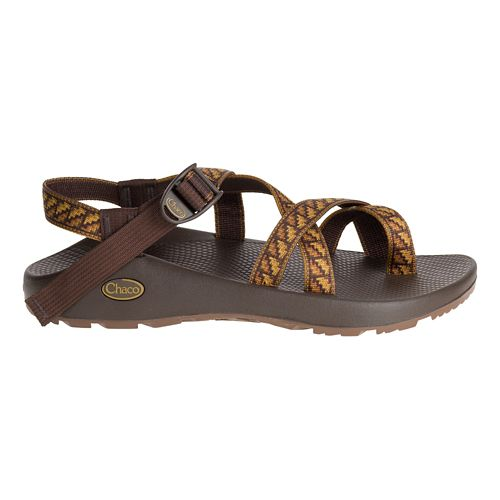 Mens Chaco Z/2 Classic Sandals Shoe - Filmstrip Copper 9
