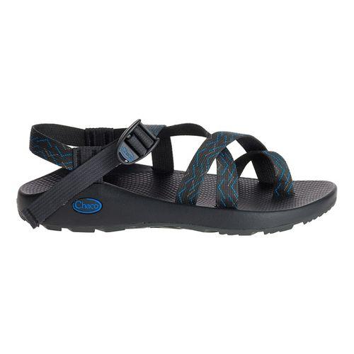 Mens Chaco Z/2 Classic Sandals Shoe - Picado Blue 10