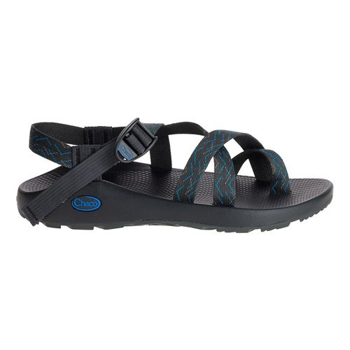 Mens Chaco Z/2 Classic Sandals Shoe - Picado Blue 13
