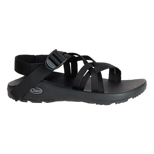 Mens Chaco ZX/1 Classic Sandals Shoe - Black 10