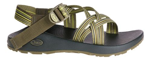 Mens Chaco ZX/1 Classic Sandals Shoe - Army Beech 10