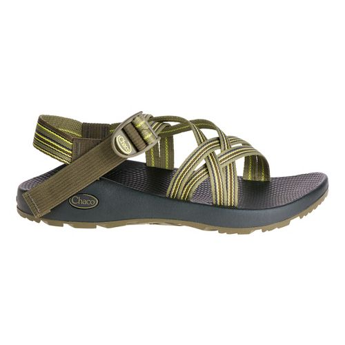 Mens Chaco ZX/1 Classic Sandals Shoe - Army Beech 8