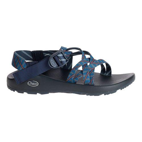 Mens Chaco ZX/1 Classic Sandals Shoe - Vine Blue 11