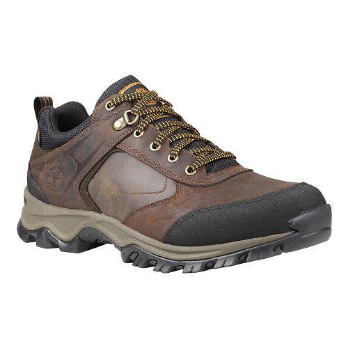 Mens Timberland Mt. Maddsen Low Waterproof Hiking Shoe - Dark Brown Oiled 11.5