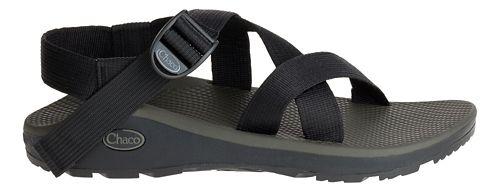 Mens Chaco Z/Cloud Sandals Shoe - Black 7