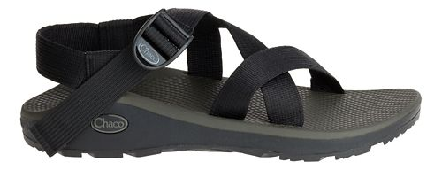 Mens Chaco Z/Cloud Sandals Shoe - Black 9