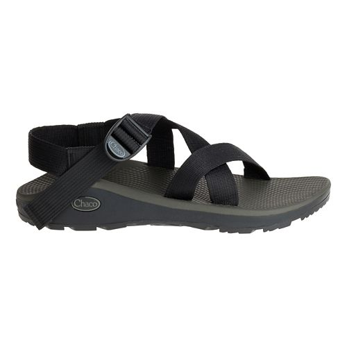 Mens Chaco Z/Cloud Sandals Shoe - Black 10