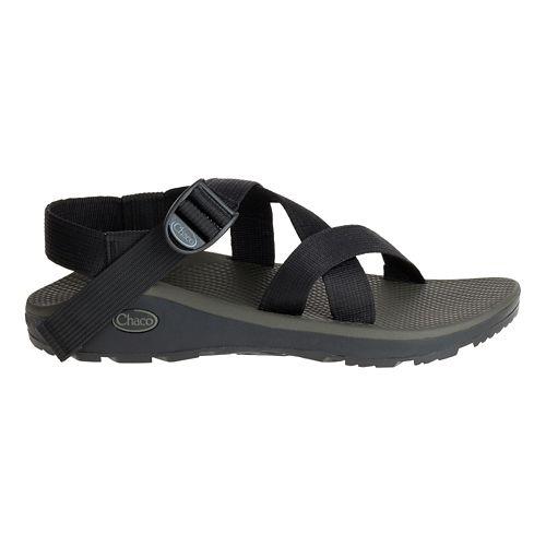 Mens Chaco Z/Cloud Sandals Shoe - Black 11