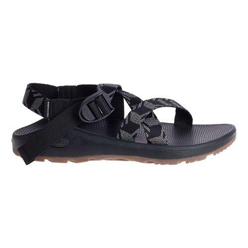 Mens Chaco Z/Cloud Sandals Shoe - Cubic Black 10