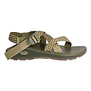 Mens Chaco Z/Cloud Sandals Shoe - Static Khaki 9