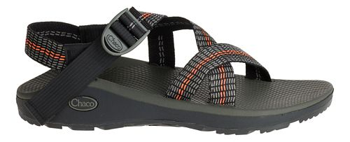 Mens Chaco Z/Cloud Sandals Shoe - Traffic Orange 7