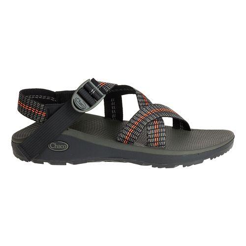 Mens Chaco Z/Cloud Sandals Shoe - Traffic Orange 11