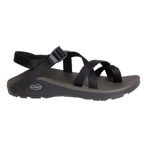 Mens Chaco Z/Cloud 2 Sandals Shoe - Black 8