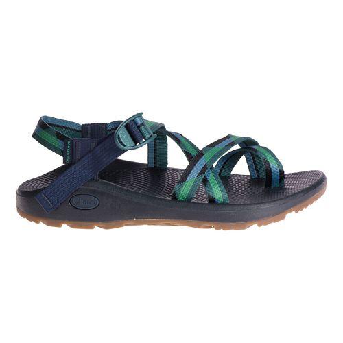 Mens Chaco Z/Cloud 2 Sandals Shoe - Pyramid Green 15