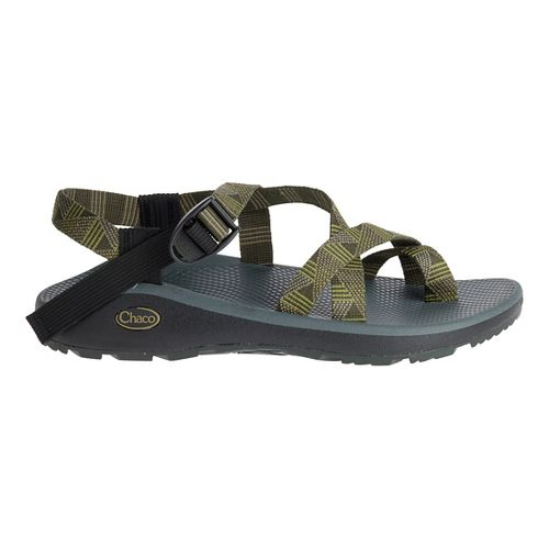 Mens Chaco Z/Cloud 2 Sandals Shoe - Salute Forest 11