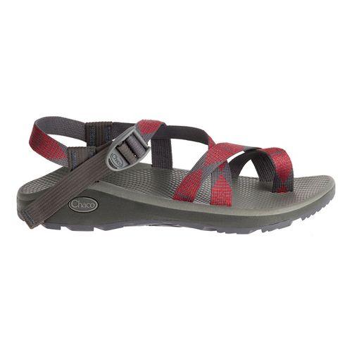 Mens Chaco Z/Cloud 2 Sandals Shoe - Rune Reds 8