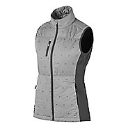 Womens ASICS Puff Vests Jackets