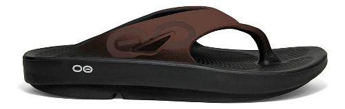 OOFOS OOriginal Sport Sandals Shoe - Brown 8